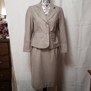 Signatur 3 piece suit set Larry Levine-EUC